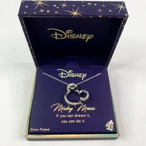 Disney Necklace MICKEY MOUSE Pendent B
